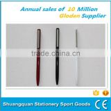 Ballpoint pen manufacturer Feather Promotional Pen Body Type advertising metal ballpoint pen