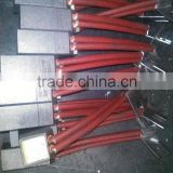 J205 copper graphite carbon brush for DC Generators