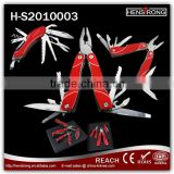 2016 Hot-selling Outdoor Multi-Function Hand Tool Set, including multi pliers and multi knife. Multi Tool Power Tool Set