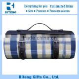 Outdoor Picnic Mat Fleece Picnic Blanket With Logo