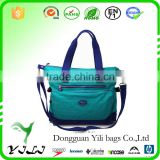 Wholesale sleepy baby nappy bag with shoulder strap no MOQ heien brand