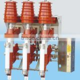 12kv FKN12-12RD series indoor high voltage air blast type load break switch with fuse combination apparatus