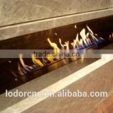 Colours screen / WIFI ethanol table fireplace insert burner