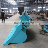 durable mining and heavy duty excavator bucket                                                                         Quality Choice