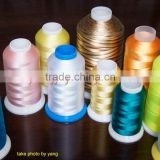 Polyester Embroidery Thread 120D/2 4000M/spool dyed