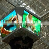 Basketball stadium led display, P16mm high-definition resolution giant video basketball big board advertising led display
