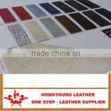 Environmental friendly Durable fabric pu leather PU Leather for making Upholstery,furniture,decoration.