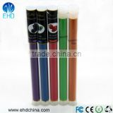 2013 newest design 500 puffs portable e hookah shisha penvarious flavors E-Shisha sticks with diamond trips e shisha pen