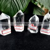 Top Quality Clear Crystal Wand Quartz Crystal Point for Wholesale