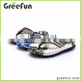 Casual Massage Slipper Flip Flop Making Machine Sandal Shoes For Wholesale
