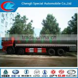 dong bulk volume 20000liter stainless steel truck milk tank for sale