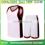 cheap sublimated basketball uniform,customized sportswear blank sublimation basketball jersey
