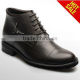 popular casual mens chelsea inside higher boots