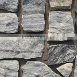Natural stone home depot stone wall