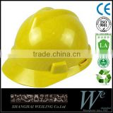 standard safety helmet for construction workers