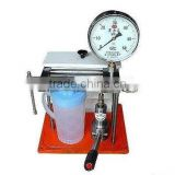 High quality fuel double springs diesel injector nozzle tester