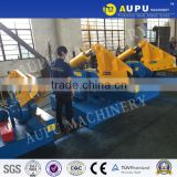 Q08 used guillotine cutting machine Channel steel best reliability