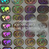 INquiry about MasterCard hologram sticker manufacturer Skype:simonuyl