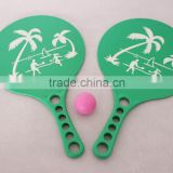 20*33.5cm High Quality Plastic Beach Ball Racket