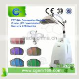 skin beauty equipment for Professional 3in1 Stand Type 5 Colors Photon Rejuvenation Facial equipment beauty machine