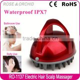 New products health care massager shampoo brush for home spa