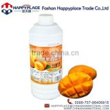 Fruit Juice Concentrate, Real Fruit C Pulp & Juice for Bubble Tea, Mango Fruit Juice