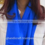 Beautiful silk scarf for women accessories made in Vietnam, best quality scarves with cheap price