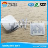 Passive 860-960MHz paper Fragile UHF RFID Tag for Wine