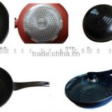 3D Ceramic Coating Deep Die-Casting Alu Frying Pan(Invention Patent Granted in China,2013 Perfect Portable Houseware Gift )