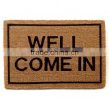 Entryway Door Mats Coconut Fibre