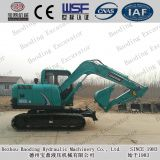Full import configuration models Baoding BD80-8 small excavator and 150-6 medium excavator