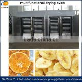 Multifunctional high quality automatic fruit dehydration machine/ food, fruits and vegetable dryer/ drying machines