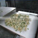 China top quality fruit and vegetable microwave vacuum drying machine,microwave vacuum hot air spice drying machine