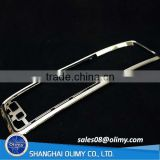 China hot sale high quality professional customized injection plastic ABS trivalent chrome plated frame