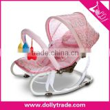 Hot Selling Baby Chair Factory Musical and Vibrative Baby Swing High Chair Direct Baby Rocking Chair Factory