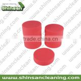 Fashionable car wax and polish sponge/car waxing applicator pads/wax applicator