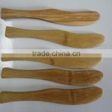 Fashion Bamboo Butter Knife