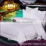 Wholesale 100% Cotton hotel motel bedding / hotel living bedding