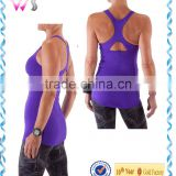 hot sale 2015 new fashion women fitness yoga wear gym wear sport wear sexy sports tanktops for ladies