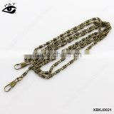42cm Metal Handbag Chain Metal Chains for Bag Zinc Alloy Plating Jewelry Findings Bag Hardware Accessories for Bags Garment
