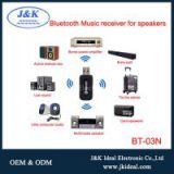 BT-03N  Bluetooth usb music receiver for car stereo