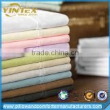 fitted sheet flat sheet microfiber 90 gsm bed duvet sheet set