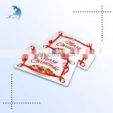 Custom design facebook id card,visa card plastic printer pvc card