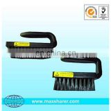 Conductive PP Handle Clean Room Antistatic Anti-static Electrostatic Cleaning ESD Brush