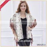 wholesale ladies knitted wraps fringe sharpe fleece scarf blanket fashion cashmere poncho wool cape shawl