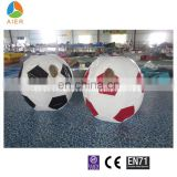 pvc inflatable soccer suits for sale