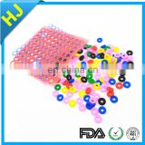 Factory custom e cig o ring,silicone o ring with best choice