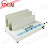 NO MOQ desktop perfect photo album thermal binding machine manufacturer