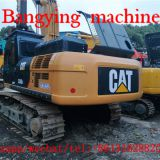 used CAT 336D2 cralwer excavator