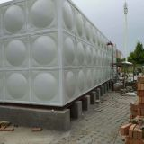 GRP FRP SMC insulation sectional panel water tank